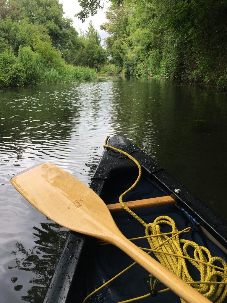 Barley Mow to Odiham Paddle