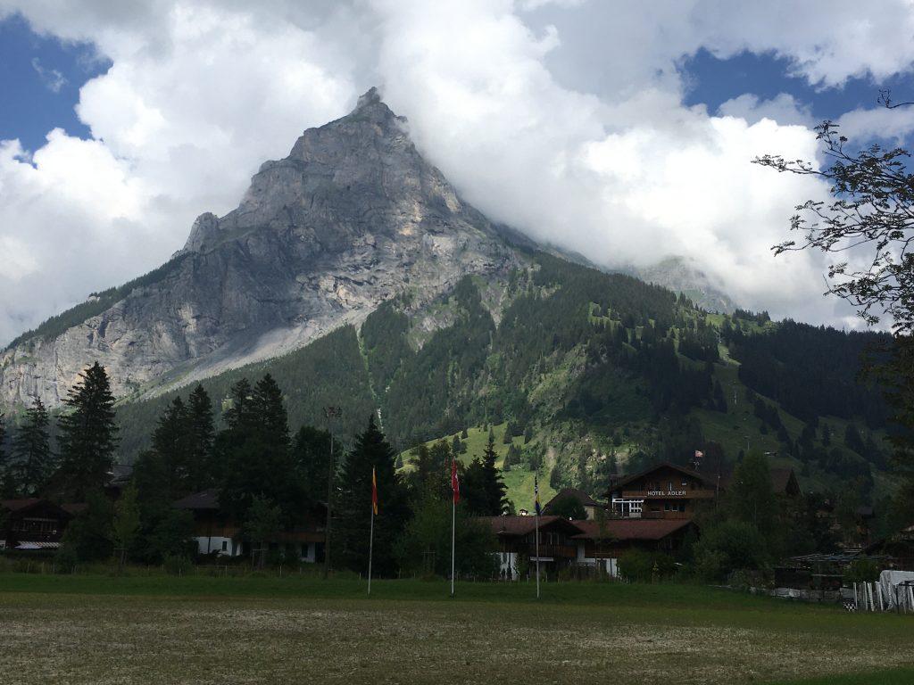 Swiss Alps, Kandersteg