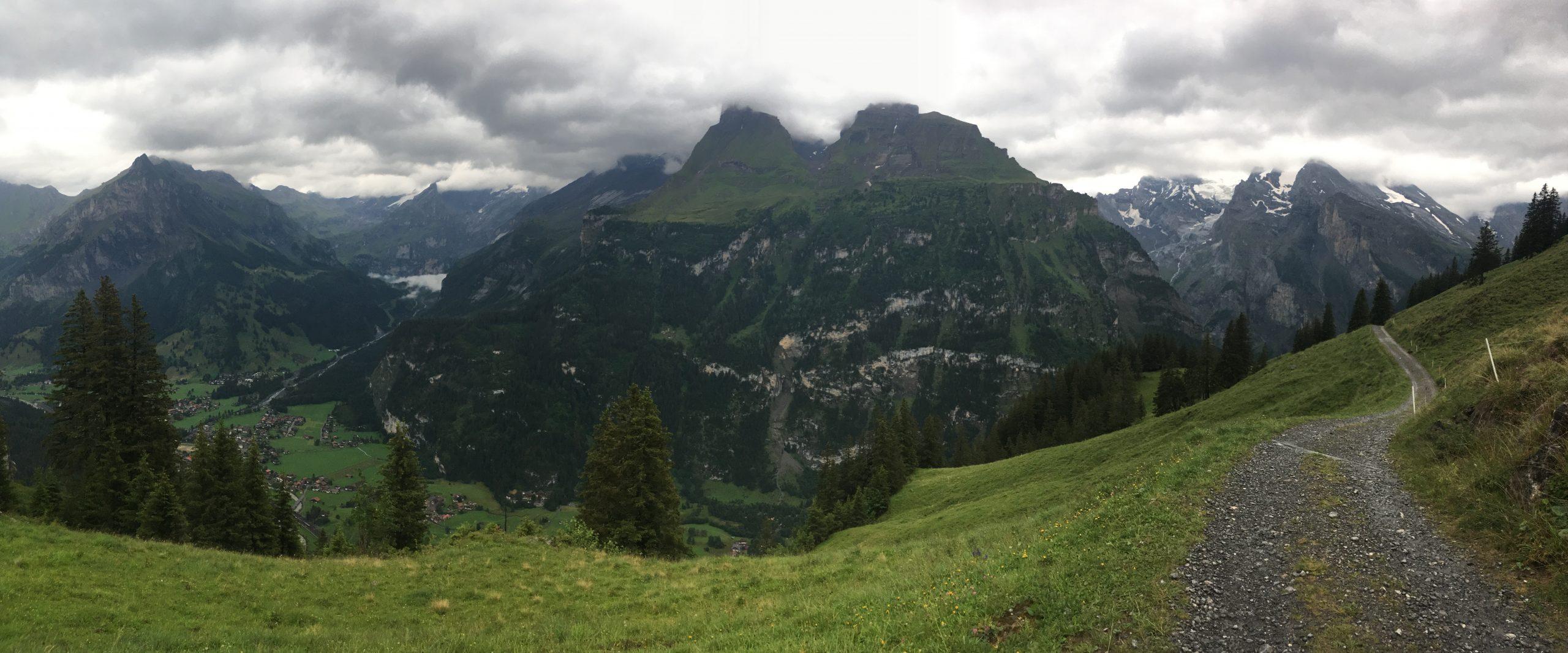 Swiss Alps – Allmenalp Hike