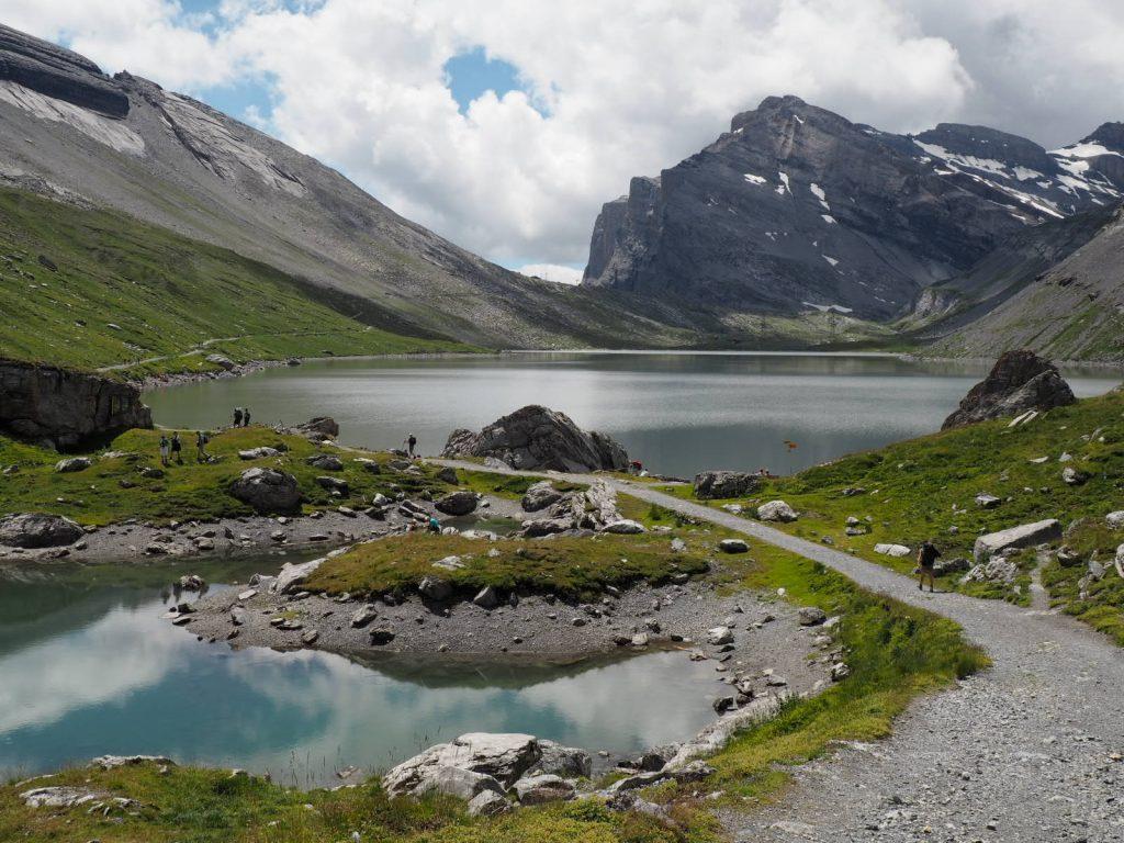 Daubensee Lake