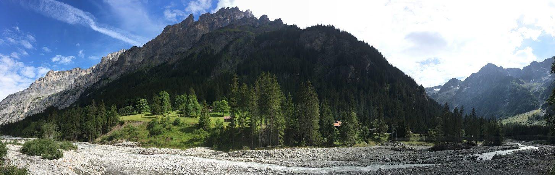 Swiss Alps: The Gasterntal and Klus Gorge hike